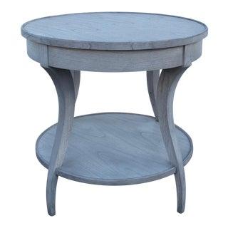 Vanguard Round Ella Lamp End Table