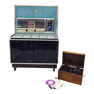Vintage Seeburg Juke Box