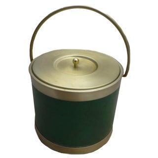 Mid-Century Bronze Craft Trophy Ice Bucket