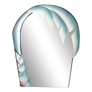 Palm Tree Mirror by David Marshall For Sale
