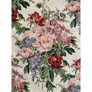 Pindler & Pindler Floral Chintz Fabric For Sale
