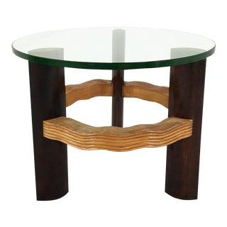Elegant Coffee Table by Osvaldo Borsani From 1950 For Sale