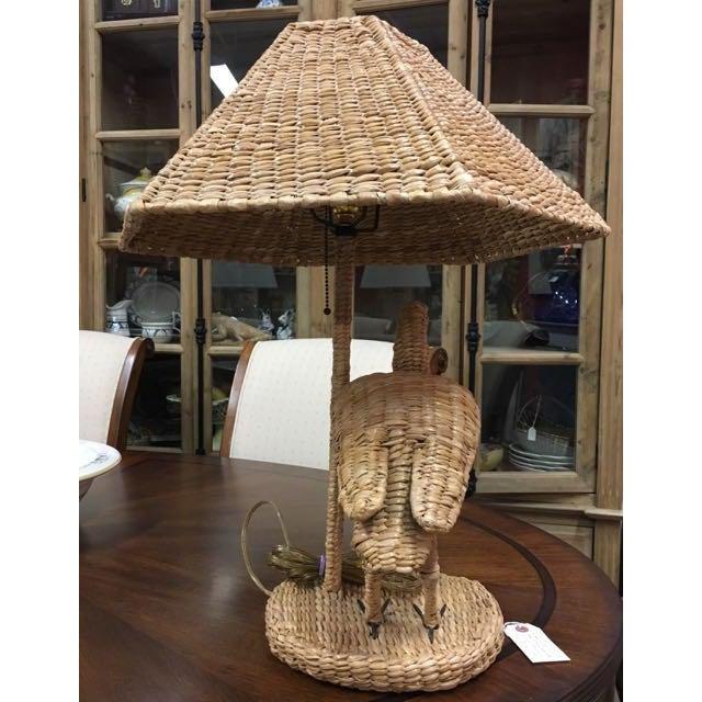 Mario Lopez Torres for Tzumindi Egret Table Lamp - Image 7 of 13