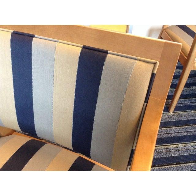 Bernhardt Carson Chairs - Pair - Image 6 of 7