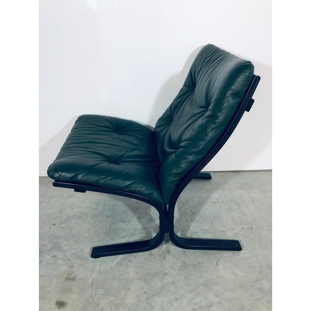 """Wood Ingmar Relling for Westnofa """"Siesta"""" Chair, Vintage 1970s For Sale - Image 7 of 12"""