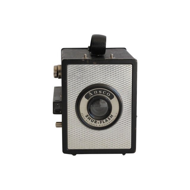 Ansco Shur-Flash Camera - Image 1 of 5
