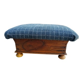 Little Oak Country Footstool