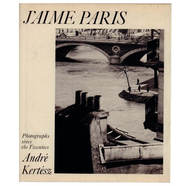 J'Aime Paris by Andre Kertesz - Image 1 of 2