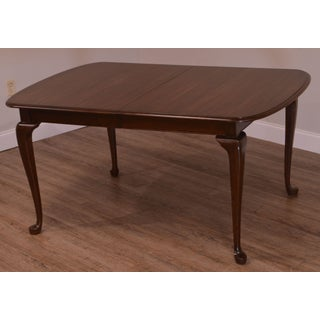 Pennsylvania House Vintage Solid Cherry Traditional Queen Anne Dining Table Preview