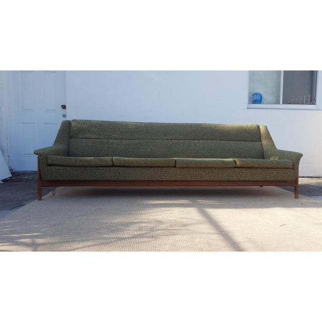 """Mid-Century Modern """" Dux """" of Sweden Sofa For Sale - Image 12 of 12"""