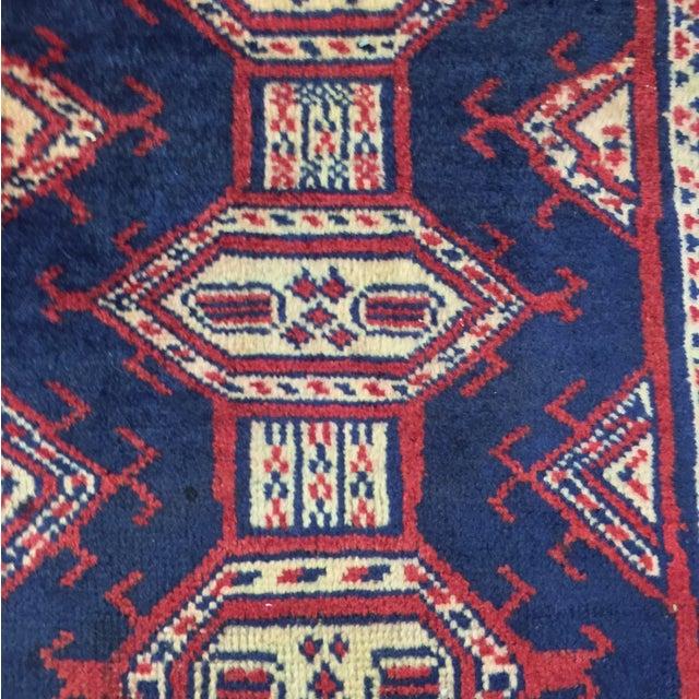 Turkaman Persian Rug - 2′ × 2′9″ - Image 5 of 8
