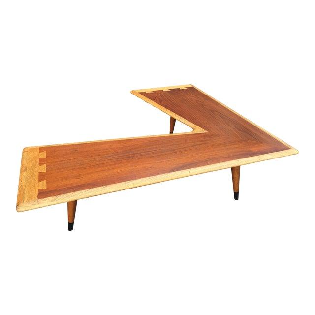 Lane Acclaim Boomerang Coffee Table For Sale
