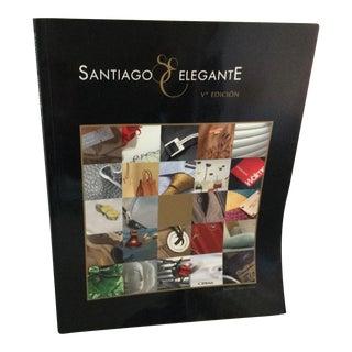 Santiago de Chile Edition Book For Sale