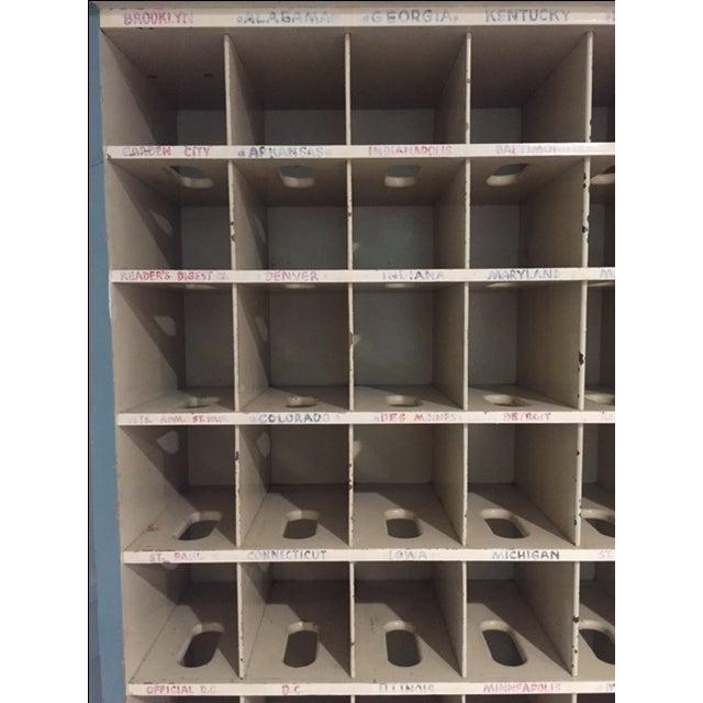 Vintage Postal Cabinet - Image 5 of 11