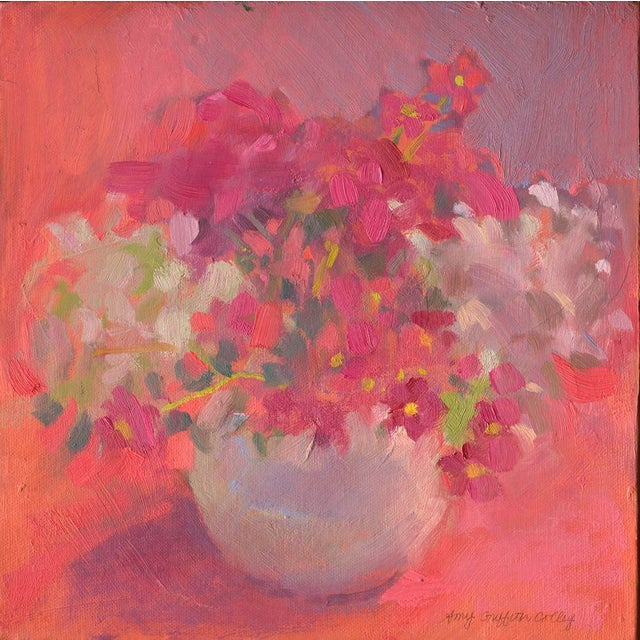 """Amy Griffith Colley """"Anenomes"""" Print For Sale"""