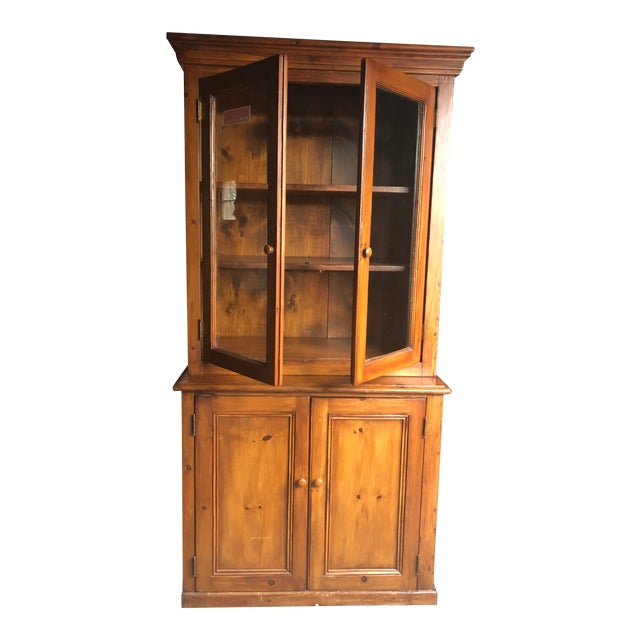 Country Kitchen Cupboard Cabinet With Lots of Storage For Sale