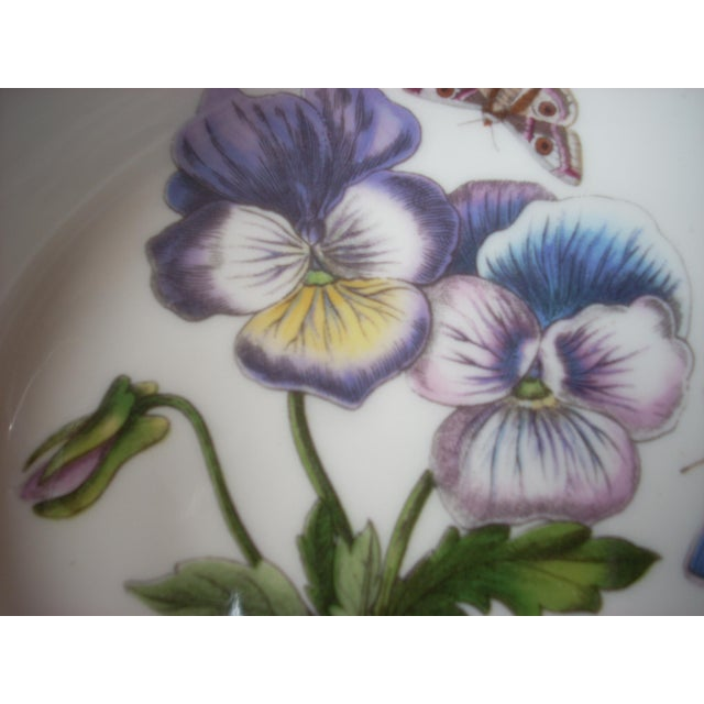 Cottage Portmeirion Divided Bowl For Sale - Image 3 of 5