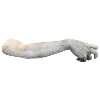 """Italian Study of """"Il Braccio DI Davide"""", Scale 1:1 Rome, Italy For Sale"""