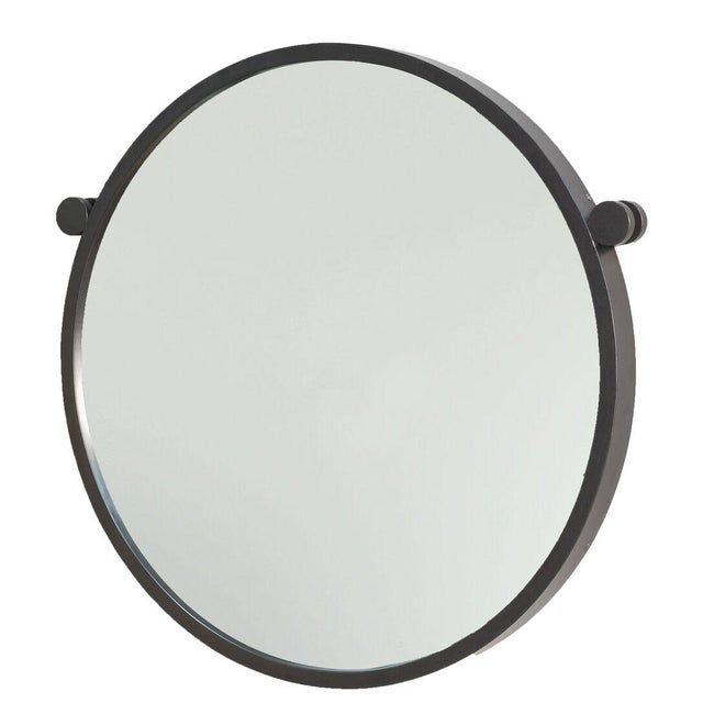 Sarreid LTD Metal Hanging Mirror - Image 2 of 4