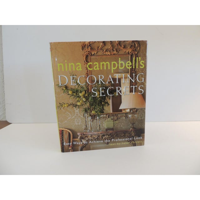 Nina Campbell Decorating Secrets Book For Sale In Miami - Image 6 of 6