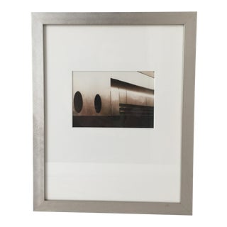 Modernist Framed Photograph For Sale