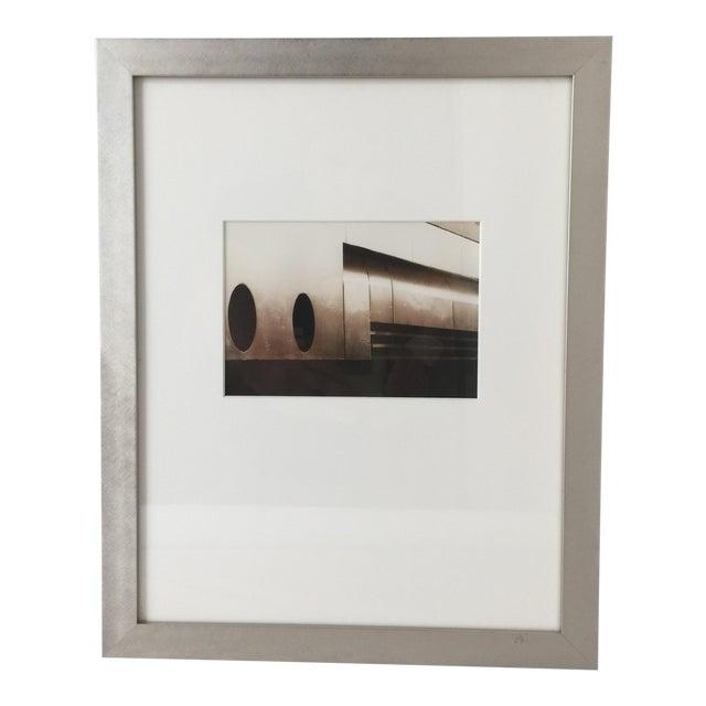 Modernist Framed Photograph For Sale