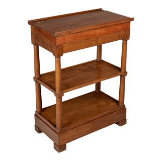 19th Century French Louis Philippe Etagere For Sale