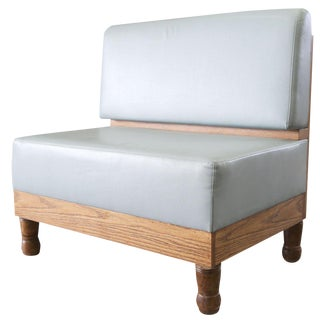 Modern Farmhouse Style Banquette/Bench Seating For Sale