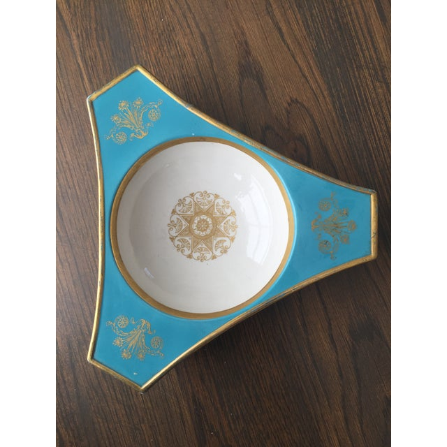 Vintage Mottahedeh Catchall Dish - Image 7 of 10