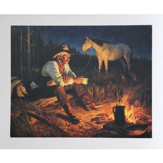 Duane Bryers, Nightime Daydreams, Lithograph For Sale