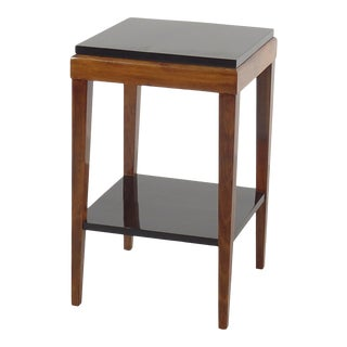 1930's Art Deco End Table by Brown Saltman For Sale