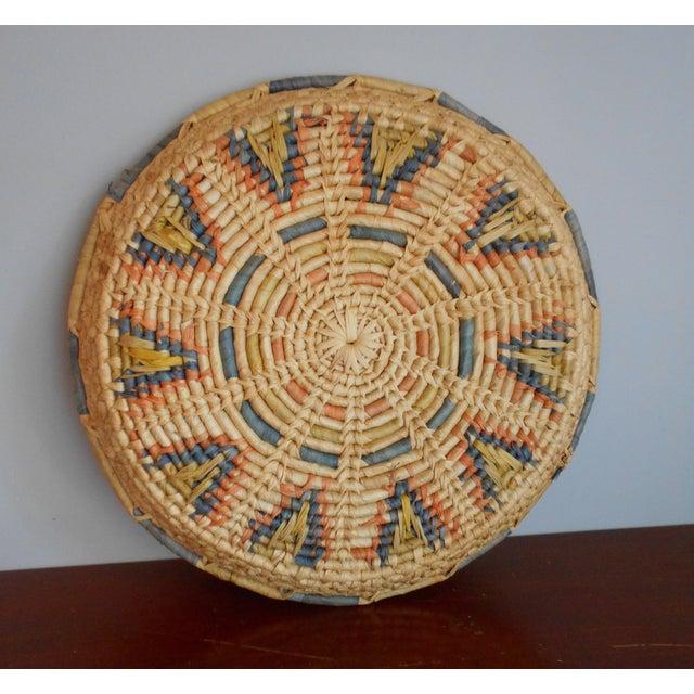 Pastel Woven Basket - Image 5 of 6