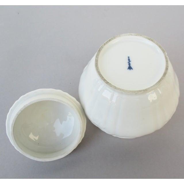 Vintage KPM Bavarian Porcelain Jar For Sale In Los Angeles - Image 6 of 7