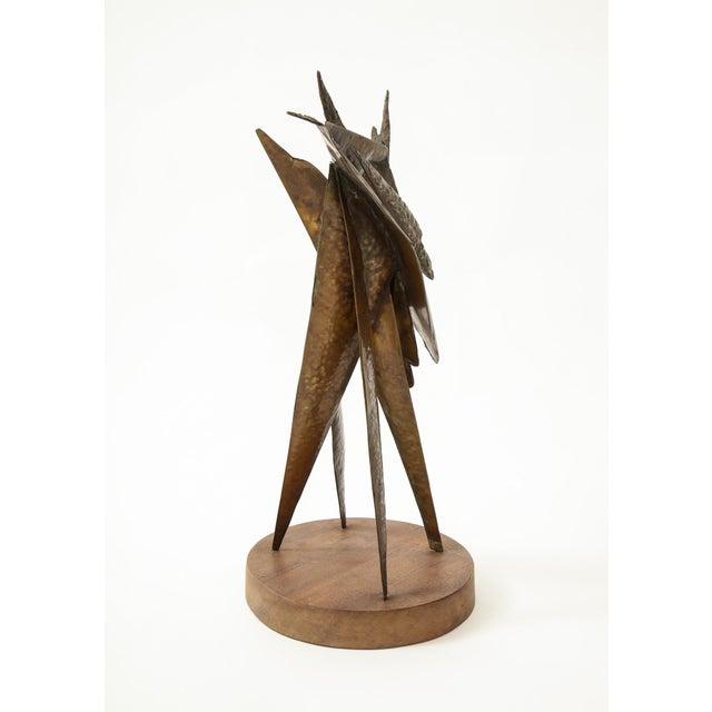 Homer Gunn Brutalist Sculpture For Sale - Image 4 of 12