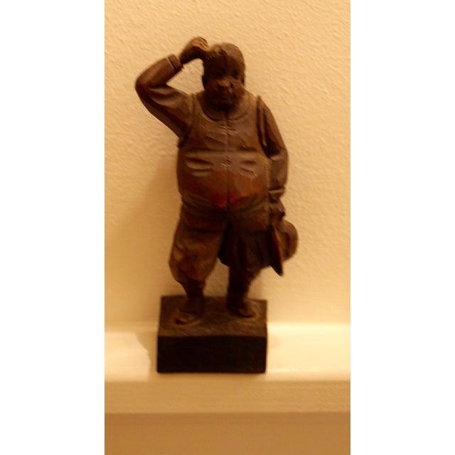 Figurine of Don Quixote Sidekick Sancho Panza - Image 3 of 7