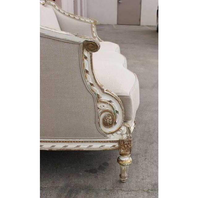 1920s Louis XV Italian Carved Sofa Chairish