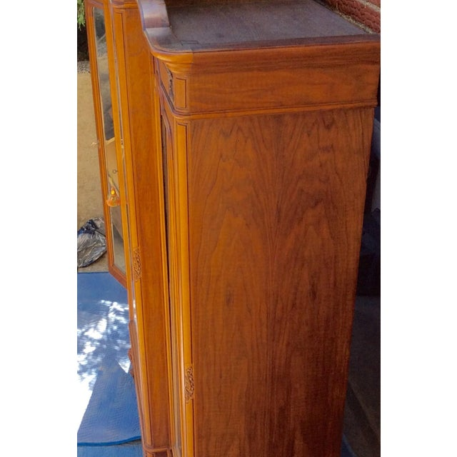 Antique Louis VX Triple Armoire - Image 8 of 10