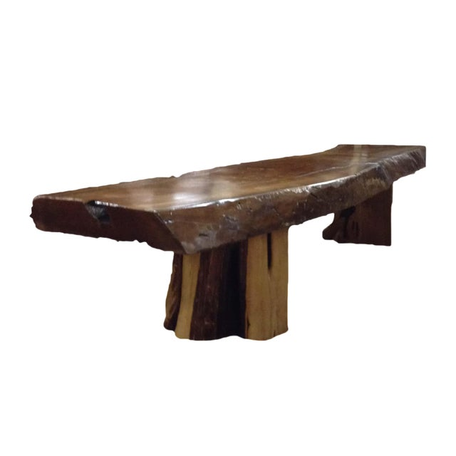 Live Edge Bench For Sale