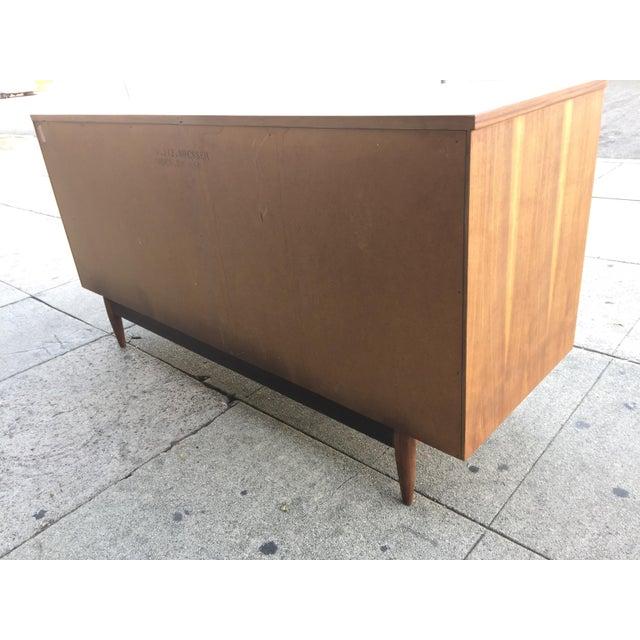 Hooker Mainline Mid-Century Modern Dresser For Sale - Image 9 of 9