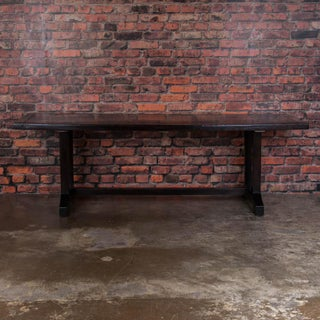 Antique Spanish Colonial Hardwood Dining Table Preview