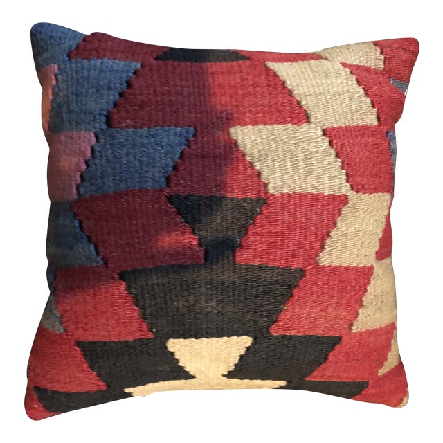 Late 20th Century Kilim Pillow For Sale