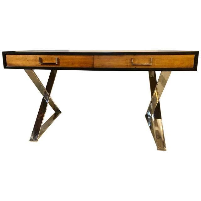 Mid-Century Modern Milo Baughman Vanity Desk For Sale - Image 13 of 13
