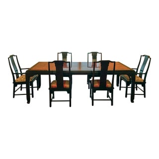 "Century Furniture ""Chin Hua"" Dining Set"