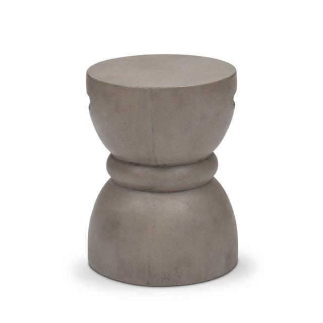 Phillip Stool, Dark Grey For Sale - Image 4 of 8