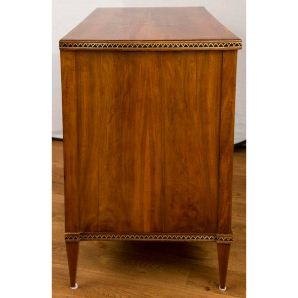 Rare Neoclassical Biedermeier Chest Of Drawers - Image 5 of 8