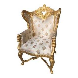 Louis XIV Style Bergère Chair