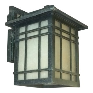 Outdoor Entry Hall Asian Style Lantern For Sale
