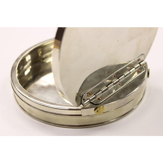 Sterling Silver Fishing Reel Case - Image 3 of 4
