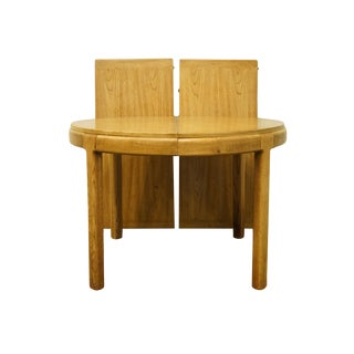 20th Century Contemporary Thomasville Furniture Forecast Collection Dining Table For Sale