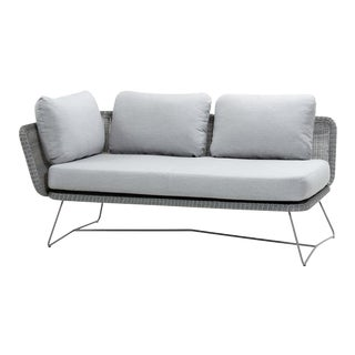 Cane-Line Horizon 2-Seater Sofa Right Module For Sale